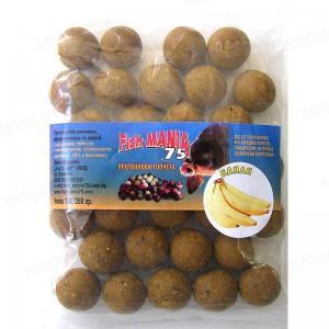 Протеинови топчета плик 140 гр. банан