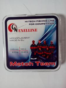 Влакно Match Team Exelline 0.16 мм N2516