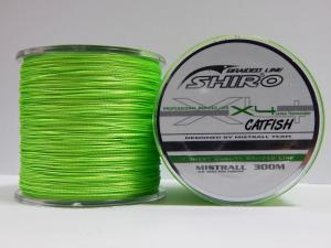 Влакно Mistrall Shiro Braided Line Catfish 300 м 0.40 мм N540