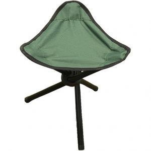 трикрак стол малък-сгъваемо трикрако столче 31896 MFH
