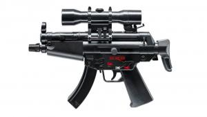 Еърсофт Еърсофт Heckler  &  Koch MP5 Kidz Dual Power кал 6 мм 2.5921