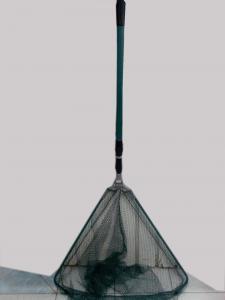 FL телескопичен с триъгълна сгъваема глава 65x70