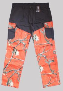 Панталон МИРАЛИ кафяво със сигнален камуфлаж кордура М