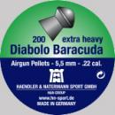 Сачми въздушно оръжие H&N Diabolo Baracuda 5.5 мм 200 бр.