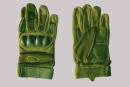 Ръкавици Тактически с 5 пръста зелени