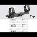 Оптически прибор R/N за Merkel КR1/30 мм висок