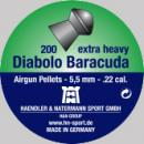 Air gun pellets H&N Diabolo Baracuda 5.5 mm 200