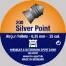 Air gun pellets H&N Silver Point 6.35 mm 200 pcs