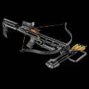 Crossbow Jaguar II CR-071 Black 175 Lb Kit
