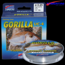 Line Tubertini Gorilla Fluoro Carbon 0.18 mm