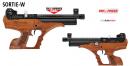Air pistol Hatsan Sortie W cal 5.5 mm