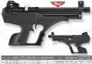 Air pistol Hatsan Sortie cal 4.5 mm