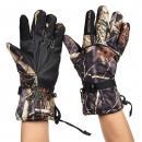 Gloves special bird camo N52