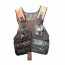 Clothes Fishing and Hunting Hunting vest YEL27116 Wilds Hunt