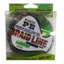 Line Kaida PE Braid Line 0.14 mm 100 m green