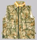 Clothes Fishing and Hunting Summer vest realtree camo 2XL