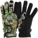Gloves NGT Neoprene Fishing Camo Gloves XL