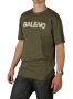 Clothes Fishing and Hunting BALENO T-shirt green L