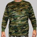 Hunting Clothes shirt MI camo long