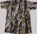 Hunting Clothes T-shirt ZARI STYLE camo size 60