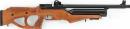 Air rifle Hatsan BARRAGE Wood cal 4.5 mm semi auto action